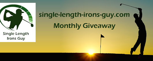 Single Length Irons Monthly Giveaway – Single Length Irons Guy