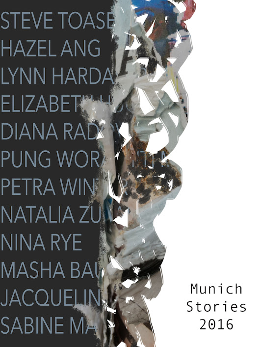Munich Stories 2016 is off to the Printer