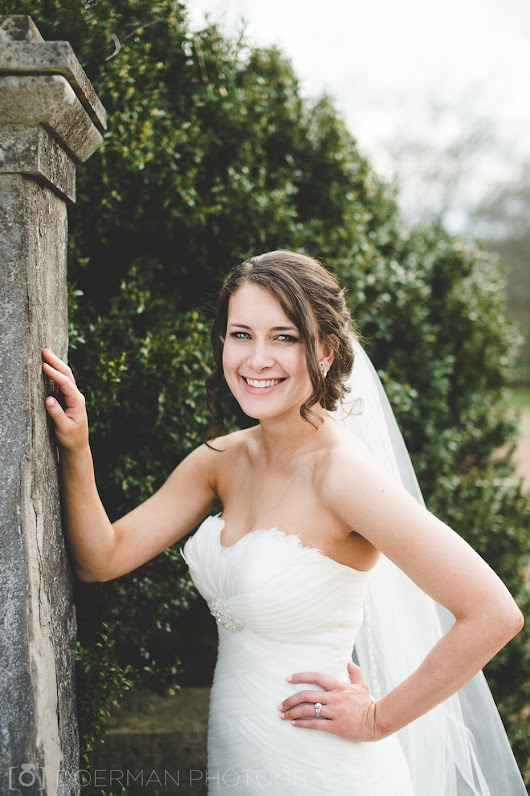 Belle Meade Plantation Bridal: Brianna