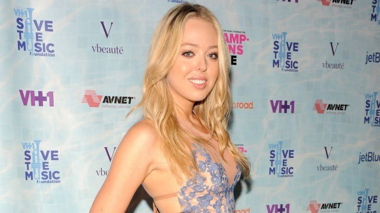 What most people don't know about Tiffany Trump