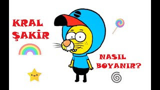 All Clip Of Kral şakir Boyama Sayfası Bhclipcom