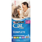 Purina Cat Chow Complete Formula Dry Food - 6.3 lb bag