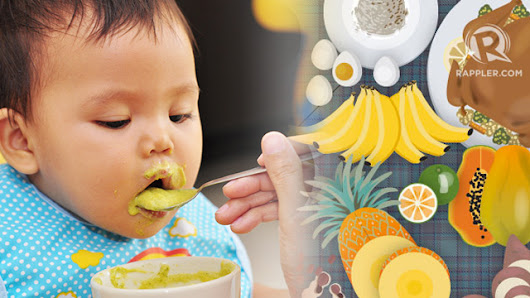 Best for babies: Top 10 foods for healthy babies