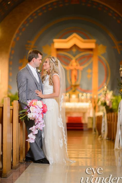 Kandace Stabiler and Taylor King?s Wedding ? St. Agnes