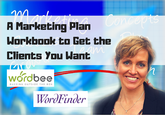 Episode 185: A Marketing Plan Workbook to Get the Clients You Want