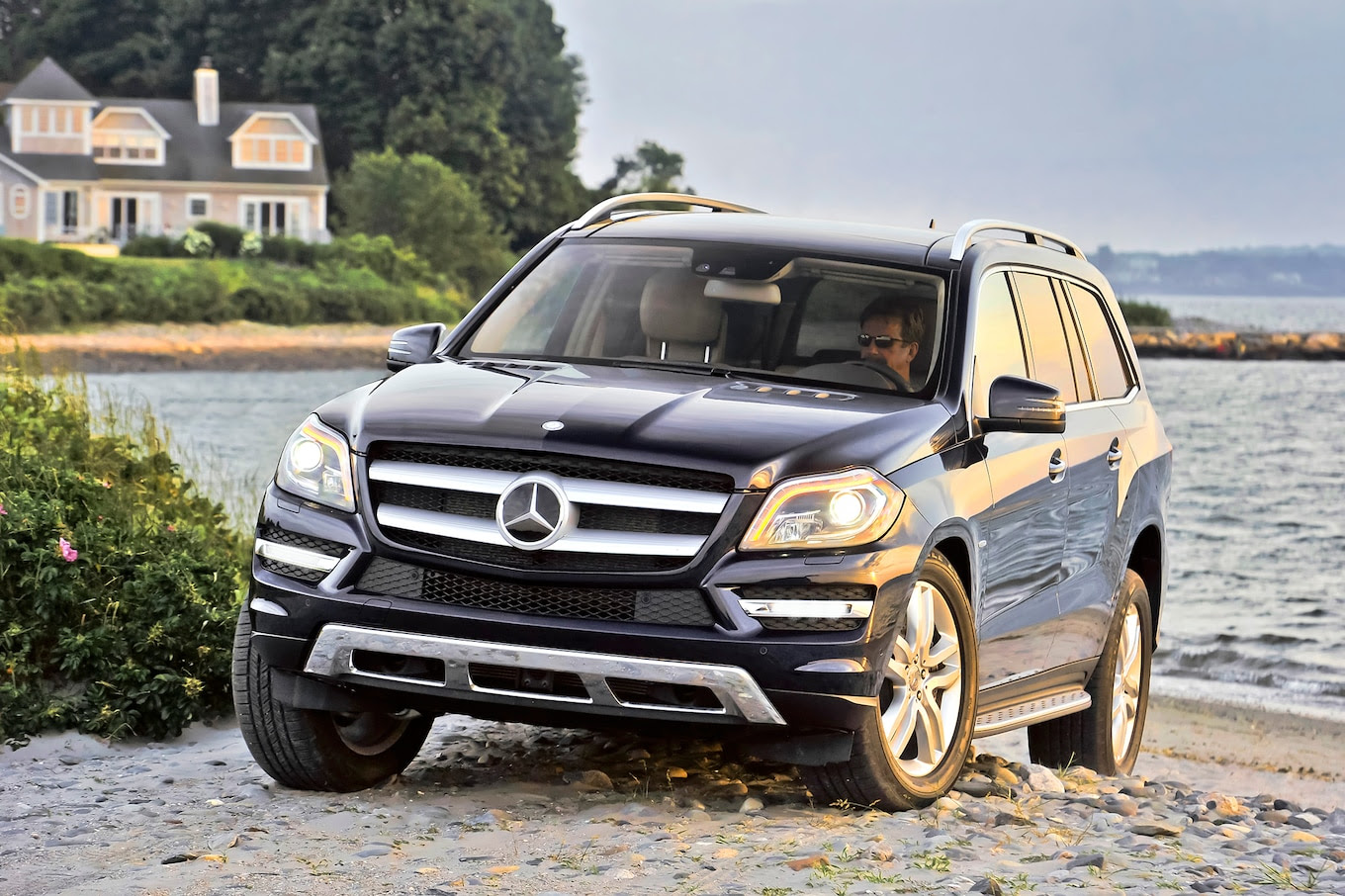 2014 Mercedes-Benz GL-Class Reviews and Rating   Motor Trend