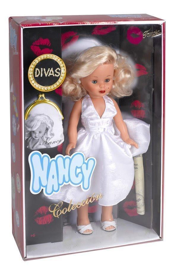 Foto muñeca Nancy Divas edición 2015 en su caja