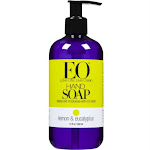 EO Hand Soap, Liquid, Lemon & Eucalyptus - 12 fl oz
