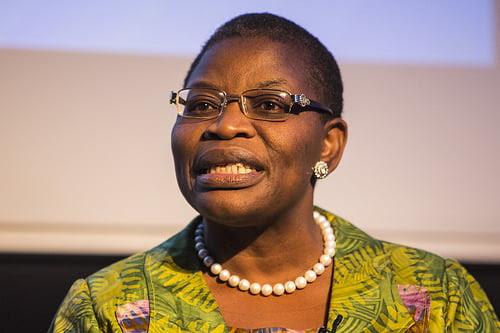 Police detains Oby Ezekwesili