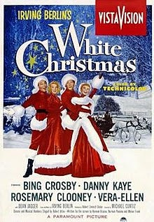 Was White Christmas Filmed In Color