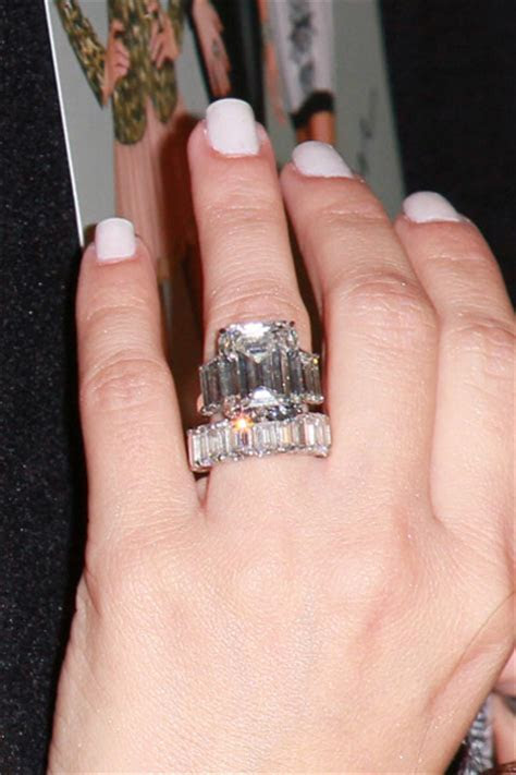 Celebrity Engagement Rings (From Liberty Ross to Julianne