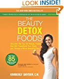 The Beauty Detox by Kinberly Snyder book cover