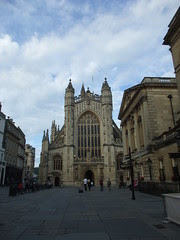 Abbey, Bath