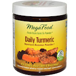 MegaFood Daily Turmeric Nutrient Booster Powder - 2.08 oz jar