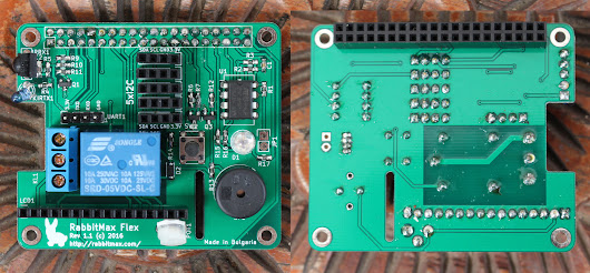RabbitMax another Open Source Hardware project from Plovdiv is on Indiegogo