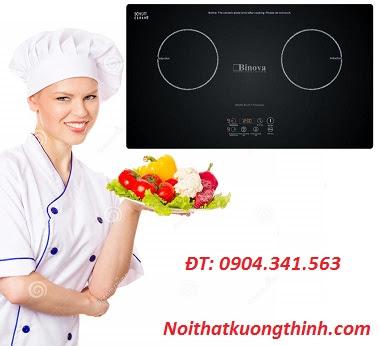 Bếp từ Binova sự lựa chọn hoàn hảo cho căn bếp thân yêu nhà bạn