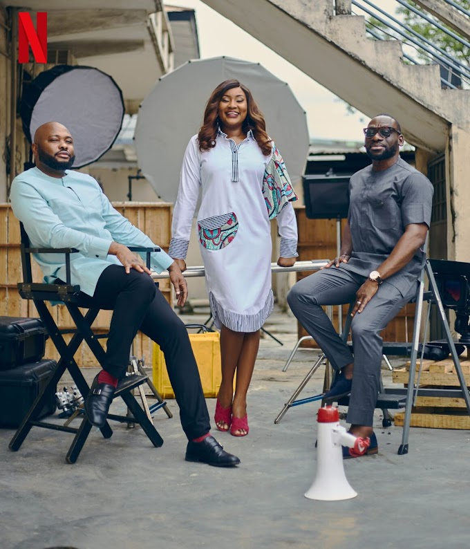 All you need to know about Inkblot Productions' Netflix Drama Series Starring Funke Akindele