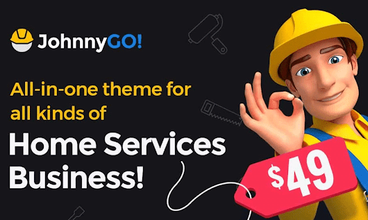 JohnnyGO Multipurpose WordPress Theme Pre-Order