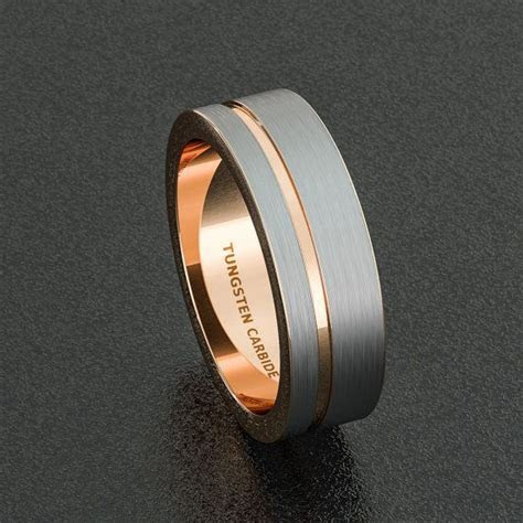 30  Most Popular Men's Wedding Bands Ideas   ** All Things