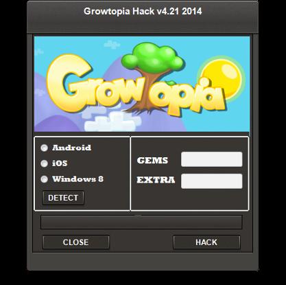 Growtopia Hack Screen