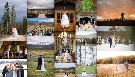 13 Most Romantic Mountain Wedding Venues in Colorado