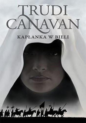 Okładka książki Kapłanka w bieli