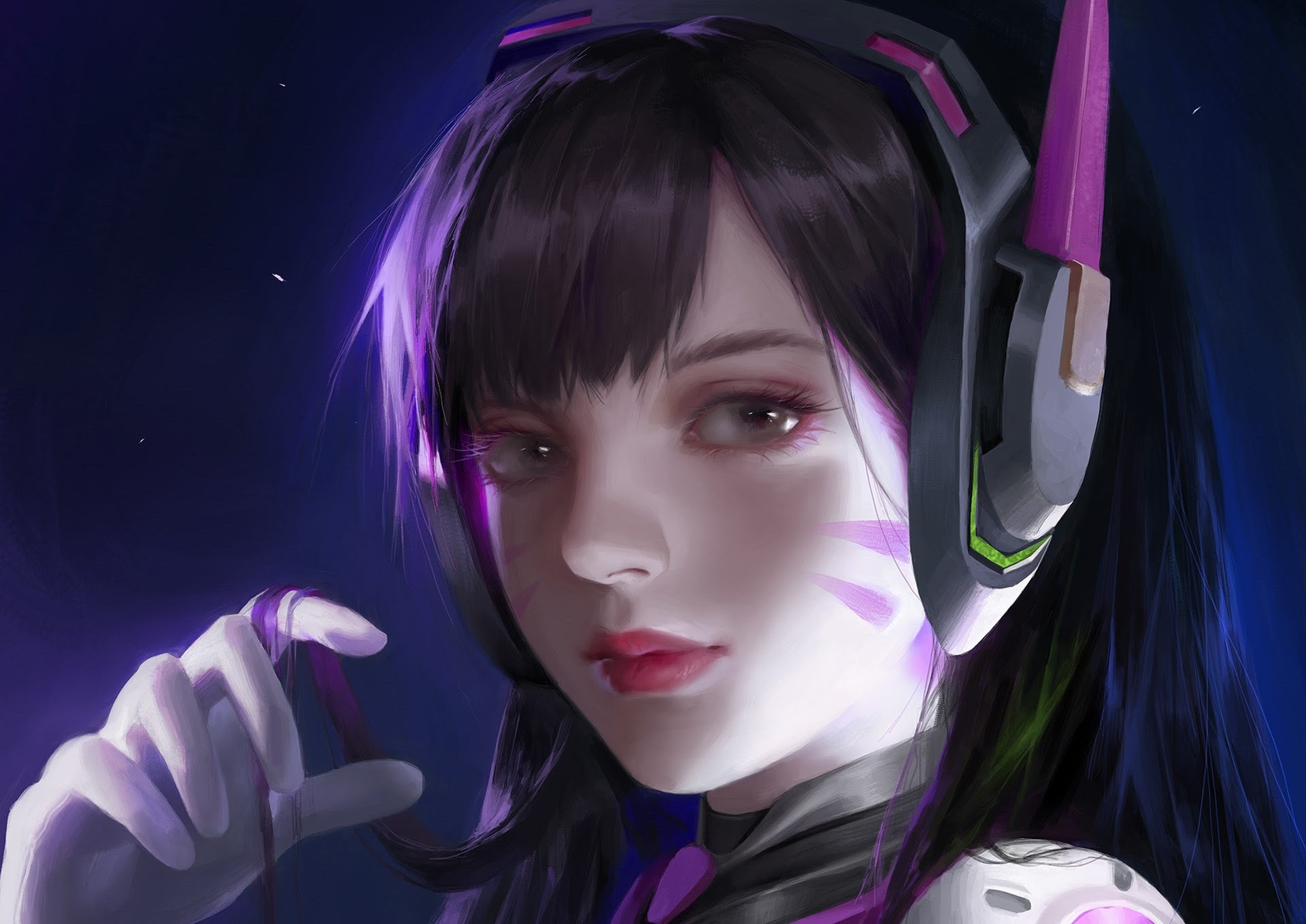 1920x1359 Dva Overwatch Cool Wallpaper For Desktop