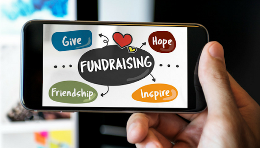 Online Social Fundraising for Nonprofits