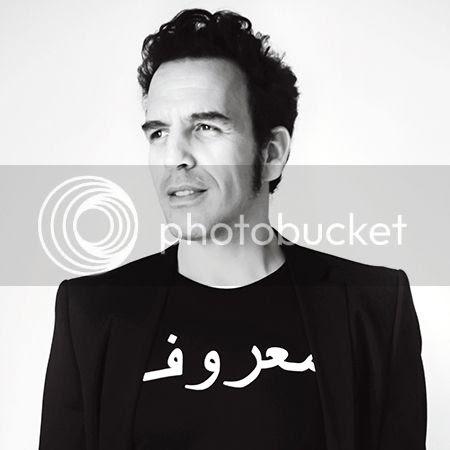 Fustany-Interviews-Fashion Forward Dubai-Season 8-Day 2-Said Mahrouf فاشون فورورد دبي