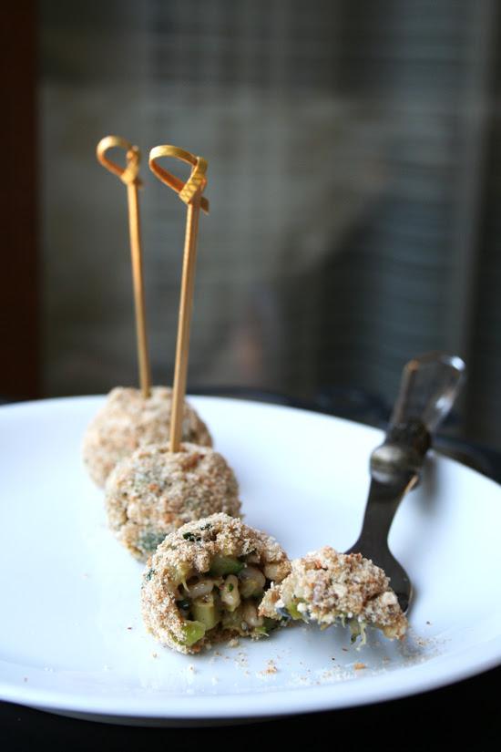 polpette zucchine orzo