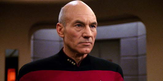 Patrick Stewart is back as Jean-Luc Picard Star... - Swancon 2019