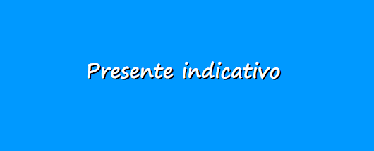 Il presente indicativo | Learn Italian Daily