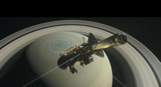 Cassini Prepares To Make Its Stunning 'Grand Finale' Around Saturn