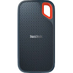 SanDisk - Extreme 500GB External USB 3.1 Gen 2 Type-A/Type-C Portable Solid-State Drive
