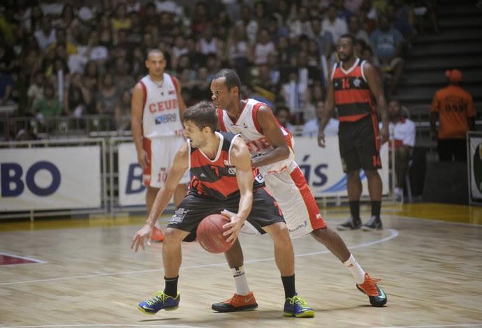 Basquete NBB - Brasilia x Flamengo (Foto: Brito Júnior/Divulgação)