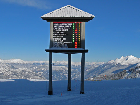 Whistler Blackcomb Resort - Largest Ski Resort of its Kind