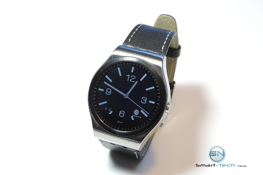 SmartWatch - Simvalley SW-180.hr - Smart Tech News