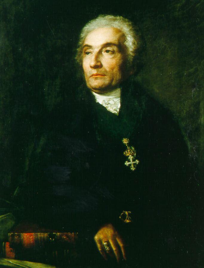 Carl Christian Vogel von Vogelstein: Joseph de Maistre