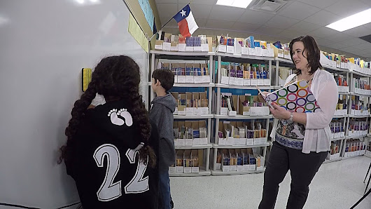 Students help save Lewisville teachers's life