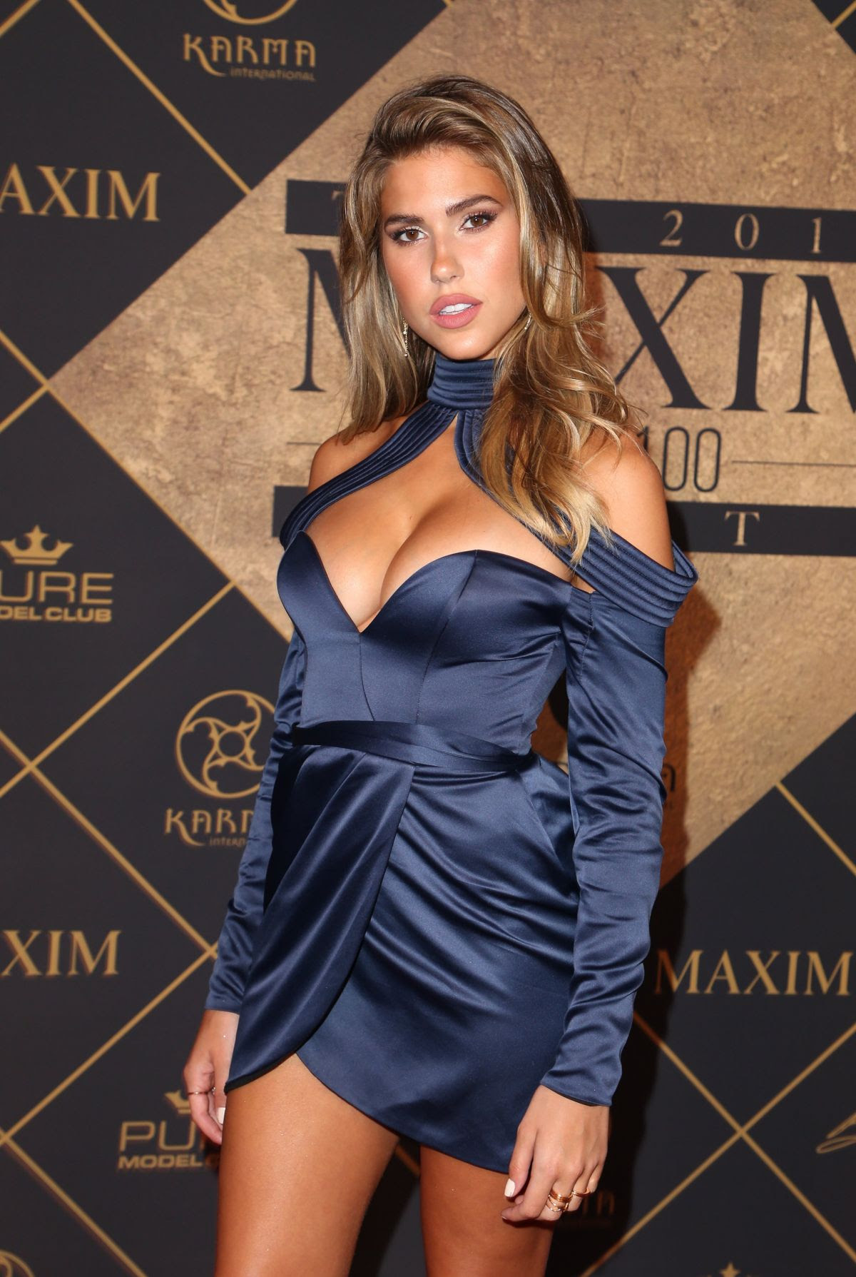 KARA DEL TORO at Maxim Hot 100 Party in Hollywood 06/24/2017
