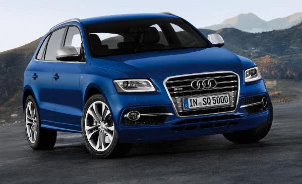 novo audi sq5 Audi SQ5   Preço, Fotos