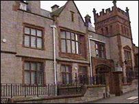 Colwyn Bay police station
