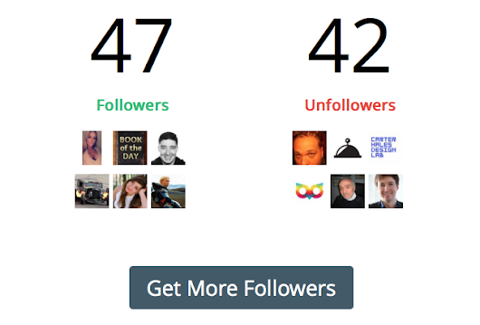 My Trouble with Twitter Followers and Unfollowers