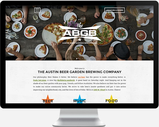 The ABGB Website