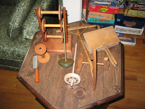 Spinning Supplies