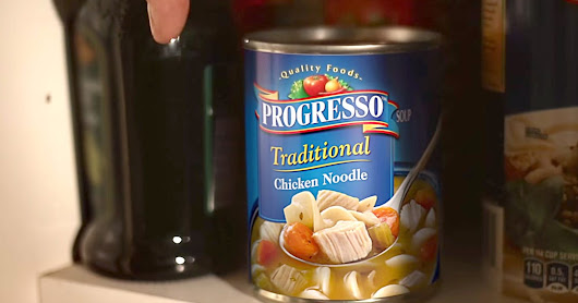 Vineland gets shout out from Progresso commercial