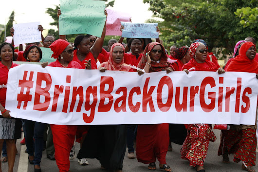 Chibok girls in new Boko Haram video spoke under duress – BBOG