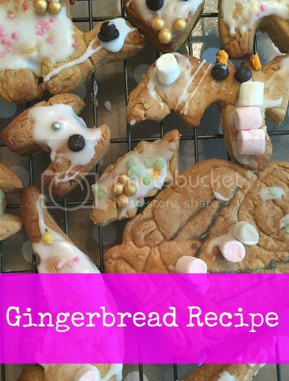 Gingerbread Recipe