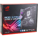 ASUS ROG Strix Z390-E Gaming with Intel Z390 ATX Motherboard - LGA1151 Socket