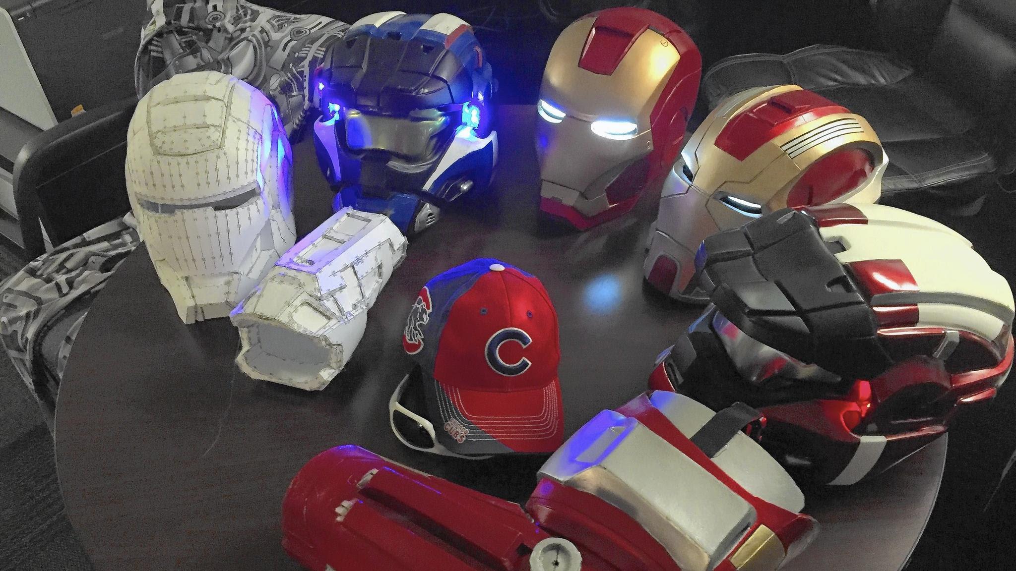 Cosplay Heroes For Cosplayers Iron Man Helmet Shop